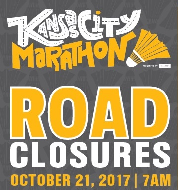Kansas City Marathon Road Closures