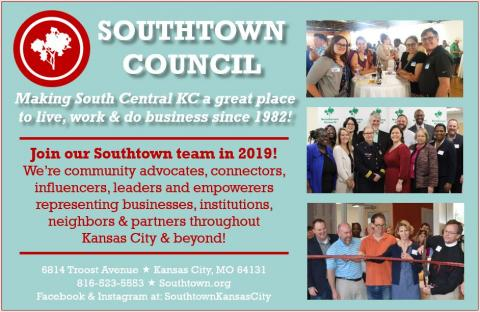 Southtown Council - Join our team in 2019!