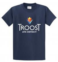 Troost Avenue District T-Shirt
